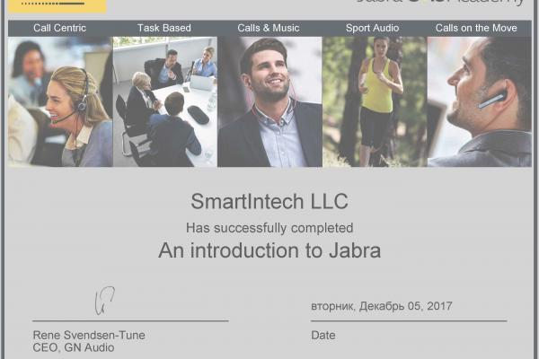 Jabra introductions